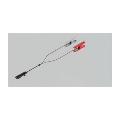 DEFA 12V Şarj Kablosu (Kompakt, Kelepçeli)