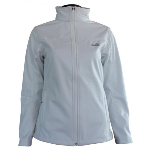 A&C II Kadın Softshell Ceket-BEYAZ