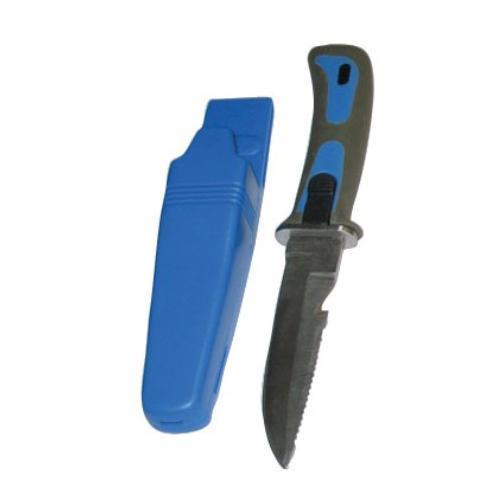 Andoutdoor Dalış Bıçağı (Mavi) WL209-65101
