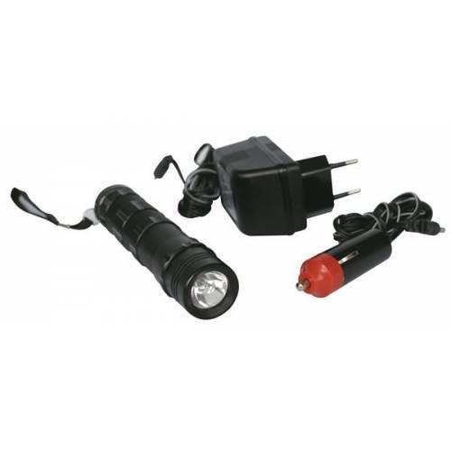 Andoutdoor F1201 Şarjlı Alüminyum El Feneri 12-220V