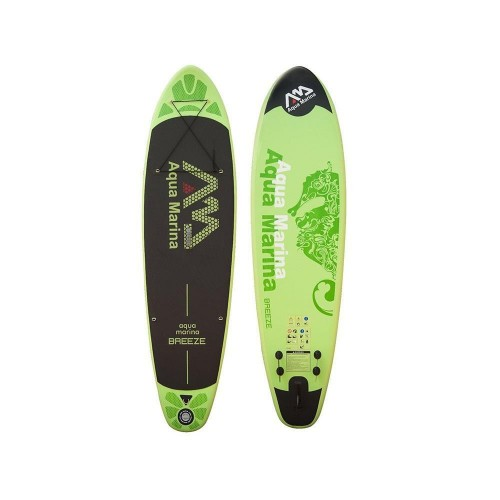 Aqua Marina Breeze iSUP-Stand-Up Paddle Board 3M/10cm Thickness Kürekli