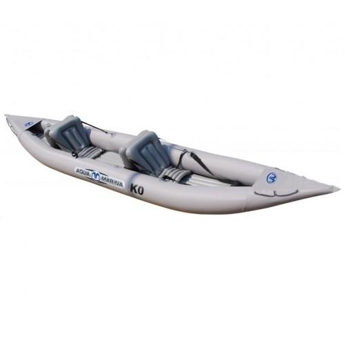 Aqua Marina K0 Leisure Kayak Inflatable Floor Kürekli