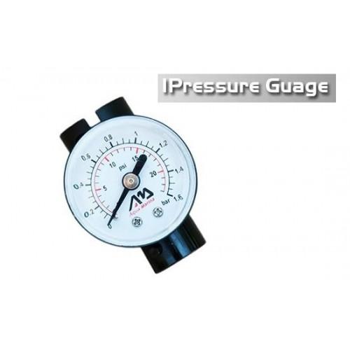 Aqua Marina Pressure Guage For 15-20PSI High Pressure Hand Pump Gösterge