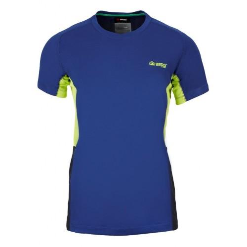 Berg Cairo Erkek T-Shirt-MAVİ