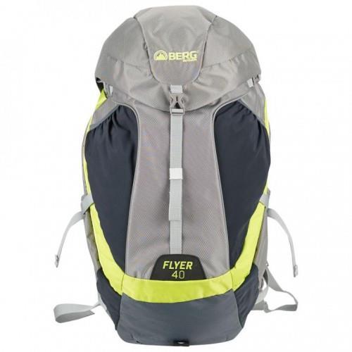 Berg Flyer Trekking Sırt Çantası 40 Litre-GRİ