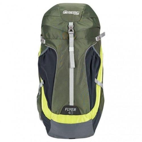 Berg Flyer Trekking Sırt Çantası 40 Litre-YEŞİL