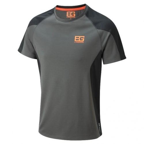 Craghoppers BG S/S Base Top Erkek T-Shirt-SİYAH