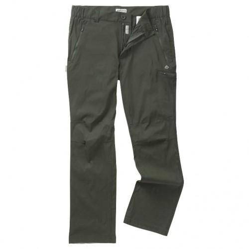 Craghoppers Kiwi Pro Act Trekking Erkek Pantolon-HAKİ