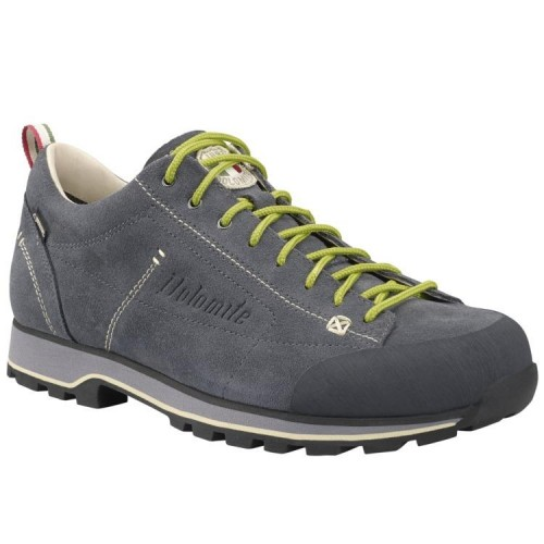 Dolomite Cinquantaquattro Low GTX Erkek Ayakkabı-FÜME