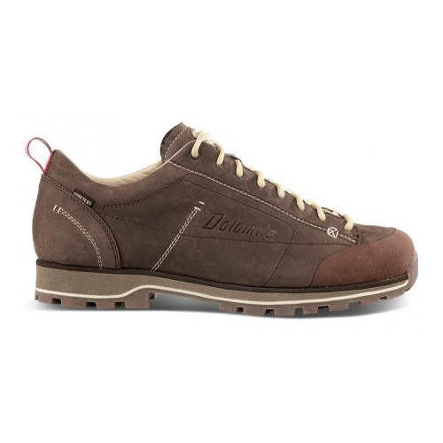 Dolomite Cinquantaquattro Low GTX Erkek Ayakkabı-KAHVERENGİ