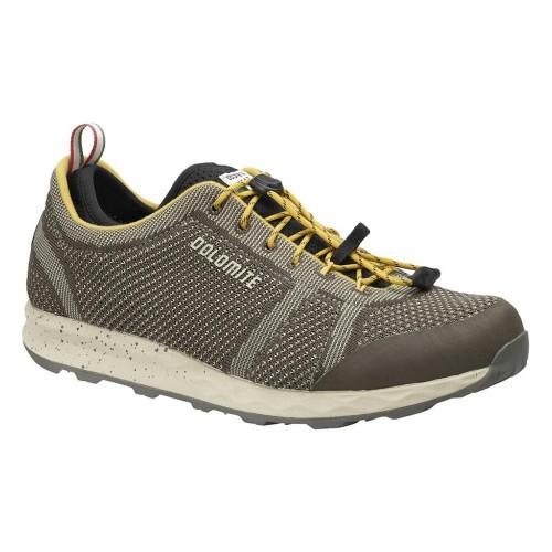 Dolomite Settantasei Knit GTX Erkek Ayakkabı-KAHVERENGİ