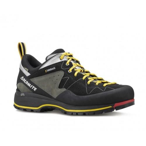 Dolomite Steinbock Low GTX Trekking Erkek Ayakkabı-SİYAH