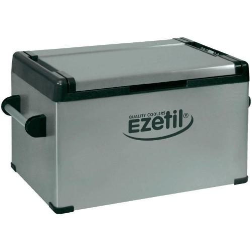 Ezetil Kompresörlü Oto Buzdolabı 12/24/110-240V 60 Litre