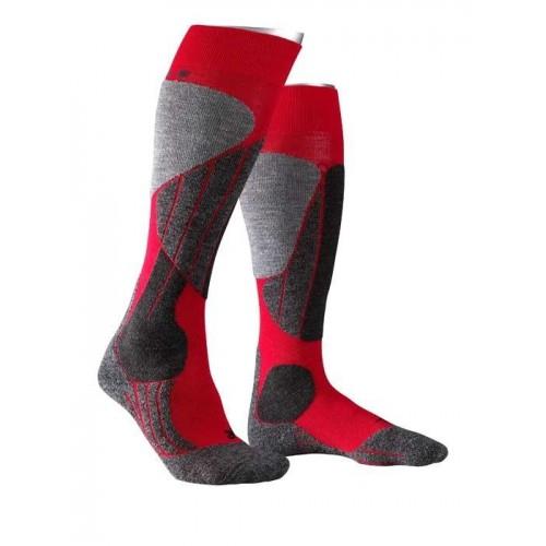 Falke Erkek Kayak Çorabı-KIRMIZI