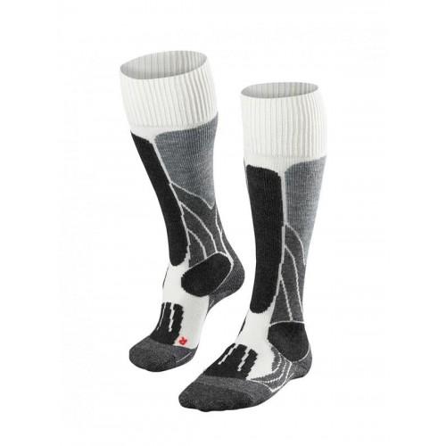 Falke SK1 Termal Kadın Çorabı-BEYAZ