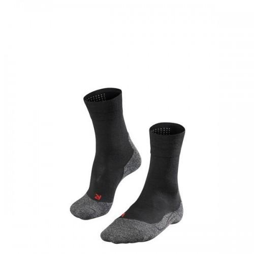 Falke TK2 Trekking Kadın Çorabı-GRİ