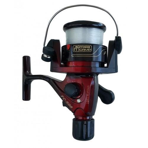 FreeCamp FC-500 Misinalı Olta Makinesi-KIRMIZI