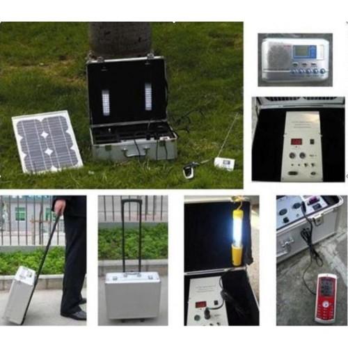 Green Solar 10W Çantalı Güneş Aydınlatma Seti AND202