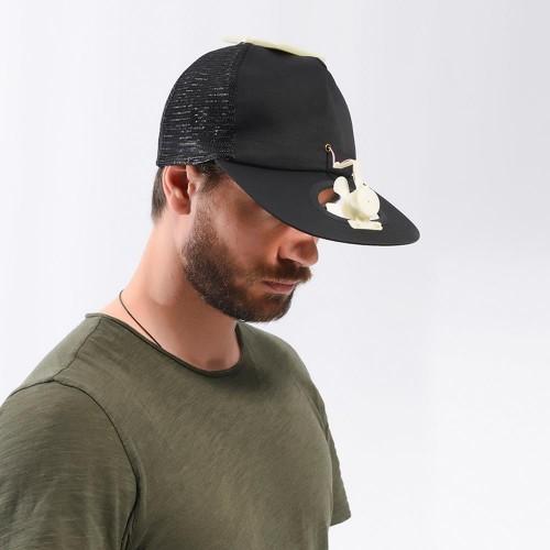 GreenSolar Solar Enerjili Fanlı Şapka