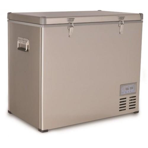 Icepeak Danfo 120 DX Kompresörlü Çift Kontrollü Oto Buzdolabı 118 Lt