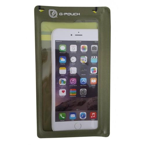 Jr Gear G Pouch Su Geçirmez Telefon Kılıfı-YEŞİL
