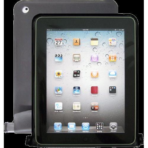 Jr Gear iPad Uyumlu Su Geçirmez Kılıf-SİYAH