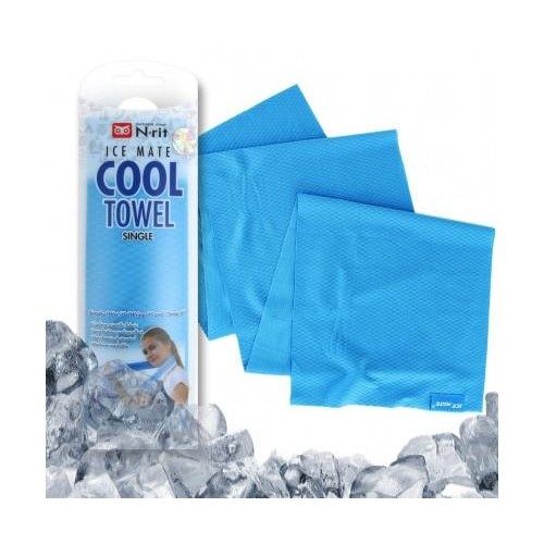 N-Rit Icemate Cool Towel Single Havlu