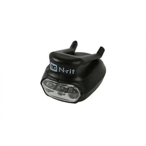 N-Rit Ultra Bright - İki Modlu 3 Led Şapka Lambası