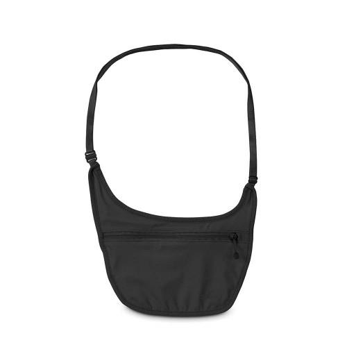 Pacsafe Coversafe S80 Secret Body Pouch Bel Çantası-SİYAH