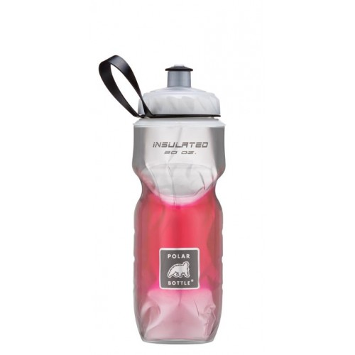 Polar Bottle Insulated Fade Termos 0.60 lt-KIRMIZI