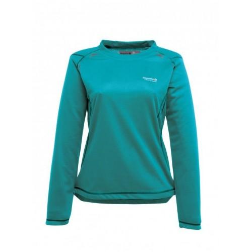 Regatta Base T-Shirt Kadın Uzun Kollu Üst İçlik L/S-MAVİ
