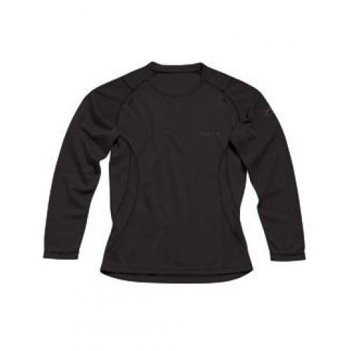 Regatta Base T-Shirt Kadın Uzun Kollu Üst İçlik L/S-SİYAH