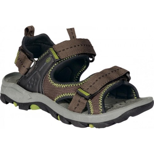 Regatta Boys Ad-Flux Jnr Çocuk Sandalet-YEŞİL