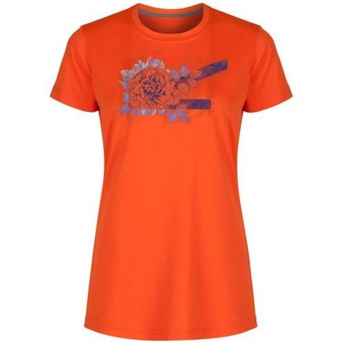 Regatta Fingal Kadın II T-Shirt-TURUNCU