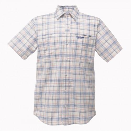 Regatta Granby Erkek Gömlek-MAVİ