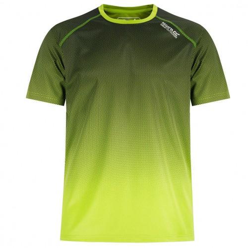 Regatta Hyperdimension Erkek T-Shirt-YEŞİL