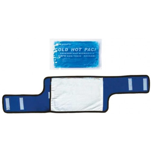 Soft Medikal SH0204 Sıcak Soğuk Ağrı Tedavi Kemeri (L) (6902)