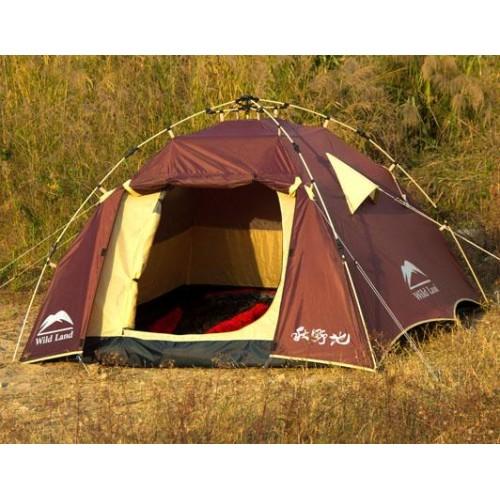 Wildland Mini Moon Nest 200 3 Mevsim 2 Kişilik Kamp Çadırı