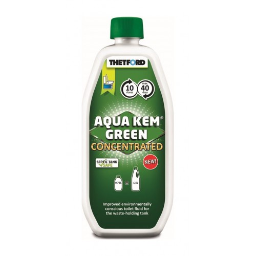 3 lü Kimyasal Set(Aqua Kem Yeşil Poşet,Aqua Kem Green Konsantre,Aqua Kem Blue Konsantre)