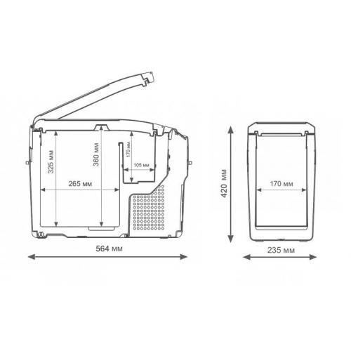 IndelB TB18 Buzdolabı